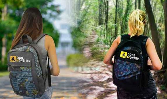 Take your Professional Pass and you'll get one of our backpacks